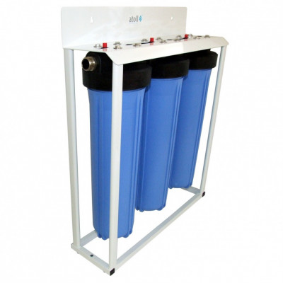 Big Blue 3-ступенчатые фильтры